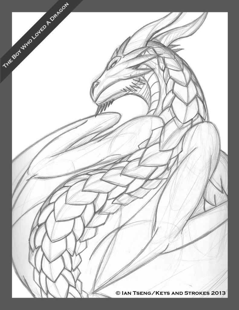TBWLaD_dragon_platedback